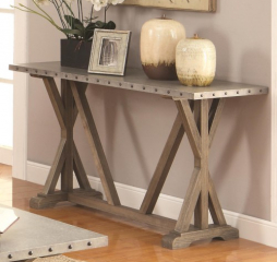 Industrial Sofa Table by Coaster
