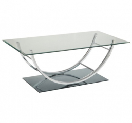 U-Shaped Contemporary Coffee Table by Coaster
