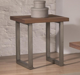 Industrial End Table by Coaster