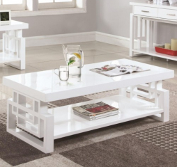Rectangular Contemporary Coffee Table by Coaster