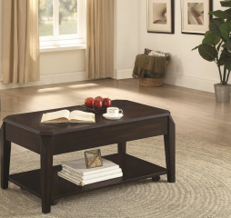 Rectangular Lift Top Coffee Table by Coaster