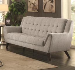 Baby Natalia Mid-Century Modern Sofa by Coaster