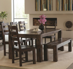 Calabasas Dining Table by Coaster
