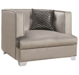 Caldwell Contemporary Upholstered Chair by Coaster
