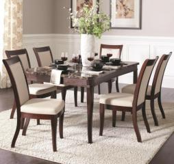 Cornett Dining Table by Coaster