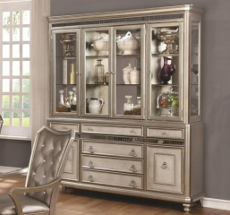 Danette Server and China Cabinet by Coaster