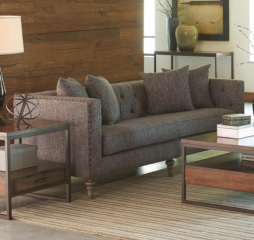 Ellery Sofa with Traditional Industrial Style by Coaster