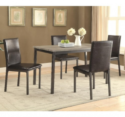 Garza Dining Table by Coaster