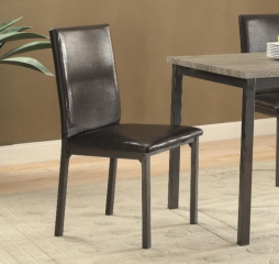 Garza Side Chair by Coaster