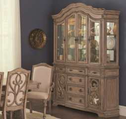 Ilana China Cabinet by Coaster