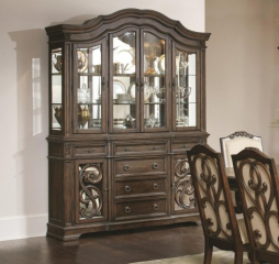 Ilana China Cabinet and Server by Coaster