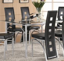 Los Feliz Dining Table by Coaster