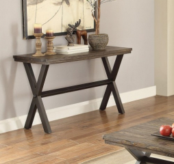 Romilly Rustic Sofa Table by Coaster