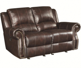 Sir Rawlinson Gliding Loveseat by Coaster