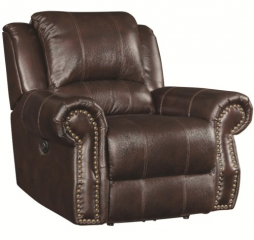 Sir Rawlinson Swivel Rocker Recliner by Coaster