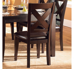 Crown Point Side Chair by Homelegance