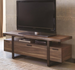 Atticus Low Profile Industrial TV Console by Coaster