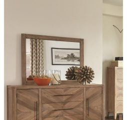 Auburn Framed Dresser Mirror by Coaster
