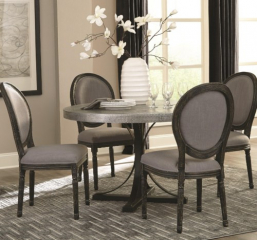 Rochelle Round Dining Table by Coaster