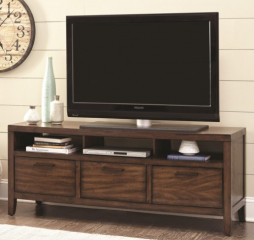 Silas Transitional TV Console by Coaster