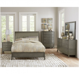 Cotterill Bed by Homelegance