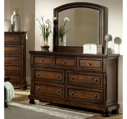 Cumberland Dresser by Homelegance