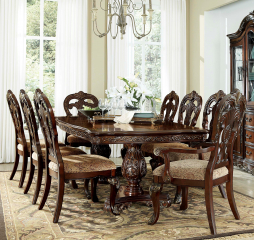 Deryn Park Dining Table by Homelegance