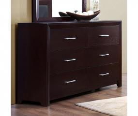 Edina Dresser by Homelegance