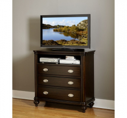 Marston TV Chest by Homelegance