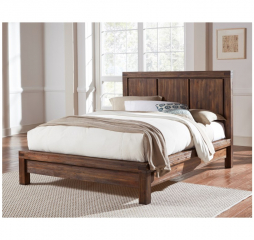 Meadow Platform Bed by Modus
