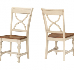 Devonshire X Back Side Chair by Winners Only