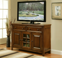 Rainer 56″ TV Stand by North American Wood