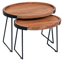 Mesa Nesting Tables by Porter