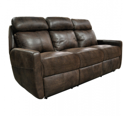 Roesmont Reclining Sofa by Omnia