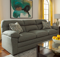 McIntire Stationary Sofa by Best Home Furnishings