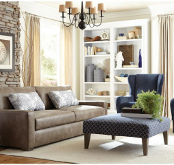 Hannah Stationary Sofa by Best Home Furnishings