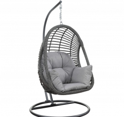San Marino Hanging Chair by Emerald Home Furnishings