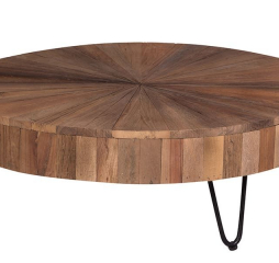 Montrose Round Coffee Table by Porter