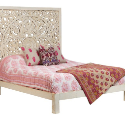 Bali Queen Bed by Porter