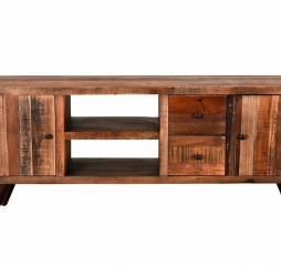 Route 66 Natural TV Stand by Porter