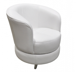 Shelby Swivel Accent Chair by Omnia