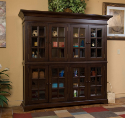 Smithsonian Bookcase by North American Wood