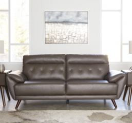 Sissoko-Gray Sofa Signature Design by Ashley