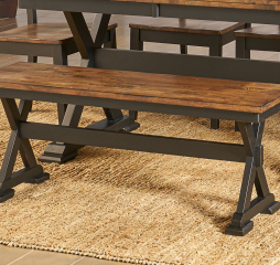 Stone Creek Dining Bench by A-America