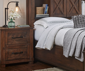 Sun Valley Nightstand by A-America