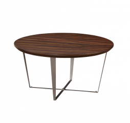 Cruiser Round Cocktail Table by Emerald Home Furnishings