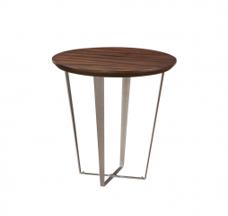 Cruiser Round End Table by Emerald Home Furnishings