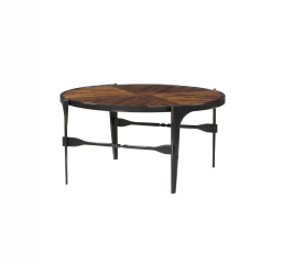 Franklin's Forge Coffee Table by Emerald Home Furnishings