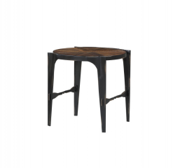 Franklin's Forge End Table by Emerald Home Furnishings