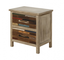 Pablo End Table by Emerald Home Furnishings
